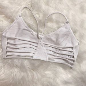 Free People Caged Seamless Bralette